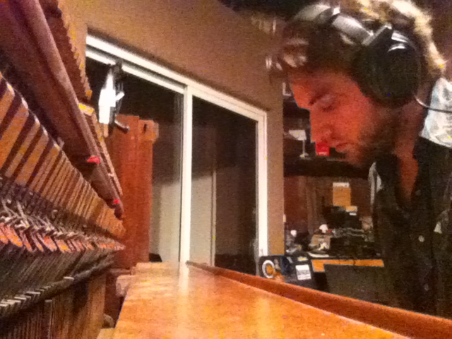 Tracking Piano and B3 Today