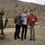 Lima Peru w/ Mackey & Jimmy