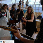Bahamas Cruise w/ Lissie (unplugged performance)